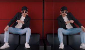 """Jinyoung (GOT7) """"thế thân"""" Jackson thể hiện sự quyến rũ bad boy"""