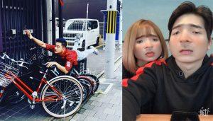 Thanh Duy cùng vợ chồng Khởi My – Kelvin Khánh lầy lội ở Nhật Bản