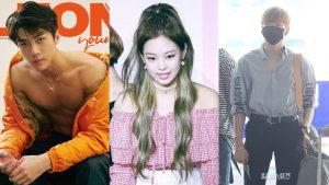 Điểm mặt 6 thần tượng K-Pop sở hữu bờ vai nhiều người ao ước