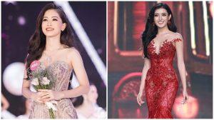 Á hậu Huyền My: 'Phương Nga có nhiều lợi thế khi thi Miss Grand'