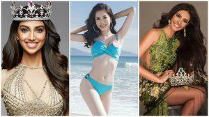 Ngoài Đông Nam Á, Phương Nga còn phải dè chừng những đối thủ cực mạnh từ khắp nơi trên thế giới khi tham gia Miss Grand