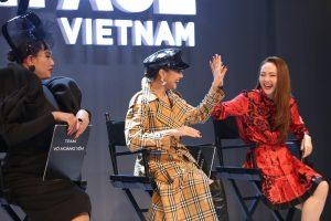 """Tập 1 The Face Vietnam 2018: Võ Hoàng Yến """"chặt chém"""" không kiêng nể, song Hằng """"liên thủ"""" đáp trả sắc sảo và lạnh lùng"""