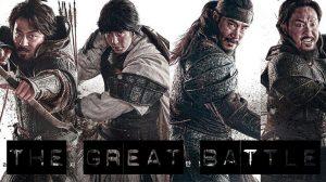 """""""The Great Battle"""" tiến gần cột mốc 5 triệu khán giả, chính thức dẫn đầu phòng vé Hàn Quốc cuối tháng 9"""
