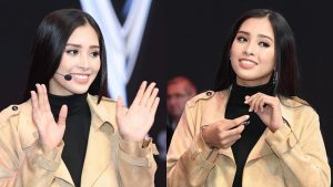 Xuất hiện rạng rỡ tại buổi tổng duyệt, Hoa hậu Trần Tiểu Vy gây choáng ngợp bởi thần thái sánh ngang sao hạng A quốc tế