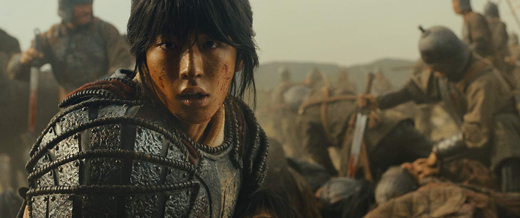 """Nam Joo Hyuk hiện đang được đề cử cho vai Nam diễn viên hay nhất tại The Seoul Awards lần thứ 2 (diễn ra vào ngày 27 tháng Mười tới) bởi sự thể hiện của anh trong 'The Great Battle"""""""