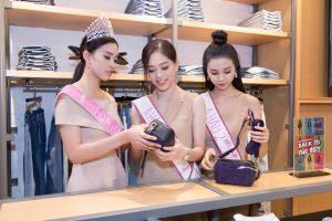 Top 3 Hoa Hậu Việt Nam bắt đầu hành trình thời trang với thương hiệu denim Việt