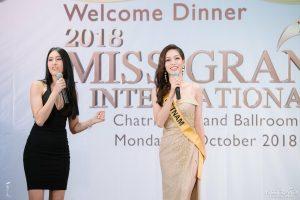Thần thái vượt trội, Á hậu Phương Nga tỏa sáng rực rỡ tại Miss Grand International