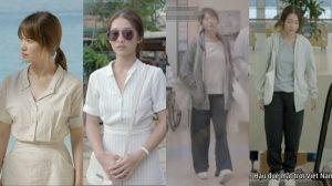 Remake phim đã đành, Khả Ngân còn cực có tâm khi 'copy' 99,9% phong cách của Song Hye Kyo