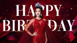 Happy Birthday Đỗ Mỹ Linh: Nàng hậu giản dị, tài – sắc vẹn toàn của showbiz Việt