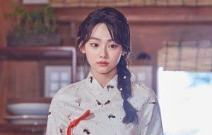 """""""Tiên Nữ Chờ Chồng Và Chàng Tiều Phu"""" tiếp tục tung tạo hình đẹp chết người của Mina (gugudan)"""