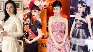 Bẵng đi vài tháng, Angela Phương Trinh đã già thêm chục tuổi với gu thời trang quý bà