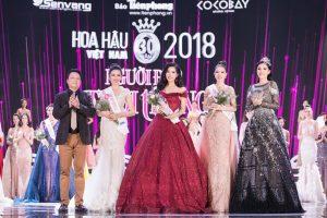 Nhìn lại những tác phẩm hoa được T-Flowers sáng tạo riêng cho HHVN 2018