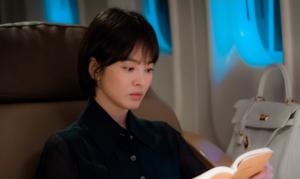 Song Hye Kyo lạ lẫm trong mái tóc ngắn tomboy