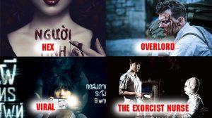 Nghiện phim kinh dị? Lót dép hóng bộ tứ Hex, Overlord, The Exorcist Nurse và Viral đồng loạt ra mắt dịp cuối năm ngay!