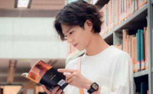 """Sau Song Hye Kyo, drama """"Encounter"""" tiếp tục tiết lộ tạo hình lãng tử ngây thơ của Park Bo Gum"""