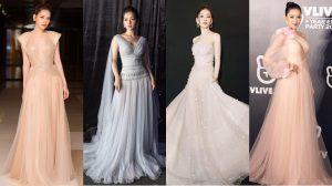 Chi Pu đích thực là 'công chúa thảm đỏ' của Vbiz với gu thời trang đầy tinh tế và bay bổng