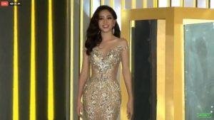 """Không lọt Top 5 nhưng Phương Nga vẫn làm người hâm mộ """"nức lòng"""" vì vẻ đẹp rực rỡ tại Miss Grand 2018"""