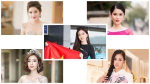 Hoa hậu Đỗ Mỹ Linh, HH Tiểu Vy cùng nhiều Á hậu đồng loạt gởi lời chúc đến Bùi Phương Nga trước đêm chung kết Miss Grand International 2018