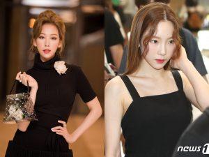 Góc chị em: Nhìn Min mà fan cứ tưởng Taeyeon bất ngờ sang Việt Nam làm show