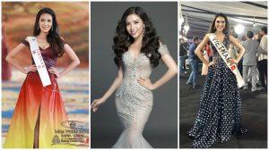 Ngoài Phương Nga, những người đẹp này cũng từng thắng giải bình chọn tại các cuộc thi nhan sắc quốc tế