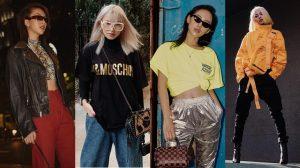 STREET STYLE SAO VIỆT: Các fashionista hàng đầu Vbiz đồng loạt 'kín cổng cao tường'