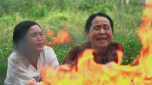 Con trai đốt nhà để đe dọa, ai ngờ vô tình giết chết mẹ ruột