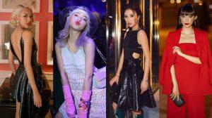 SAO MẶC ĐỈNH: Dàn hot girl chiếm lĩnh thảm đỏ Việt với style đẹp mãn nhãn