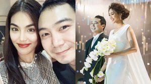 Sau hơn 1 tháng kết hôn, Lan Khuê khoe ảnh 'tự sướng' cùng ông xã