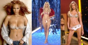 Trước Elsa Hosk, thiên thần nào từng có vinh dự diện áo lót triệu USD