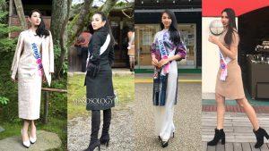 Trước giờ G, nhìn lại phong cách thời trang nhẹ nhàng, thanh lịch của Thùy Tiên tại Miss International 2018