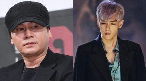 Fan Kpop râm ran việc T.O.P (BIGBANG) có dấu hiệu sẽ rời bỏ YG