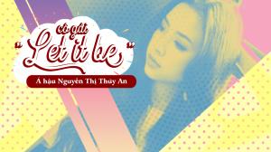 """Á hậu Nguyễn Thị Thúy An, cô gái """"Let it be"""""""