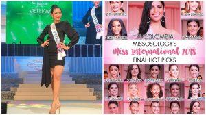 Hé lộ hình ảnh Thùy Tiên trước giờ G chung kết Miss International 2018