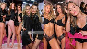 Đột nhập hậu trường sexy nhất hành tinh của Victoria's Secret Show 2018