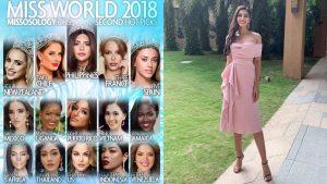 """Đáp lại mong mỏi của fan Việt, Tiểu Vy diện đầm hồng nhẹ nhàng trong ngày """"chào sân"""" Miss World"""