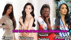 HH Tiểu Vy sẽ đối đầu với những ứng cử viên nặng ký trong phần thi Head to Head Challenge