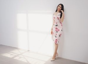 """Sau Miss International Thùy Tiên hóa """"nàng thơ"""" trong trang phục của NTK Adrian Anh Tuấn"""