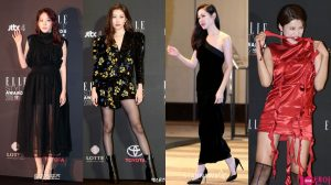 Thảm đỏ Elle Style Awards: Son Ye Jin, Sandara Park bị lấn át bởi 'Thánh tạo dáng thảm đỏ'