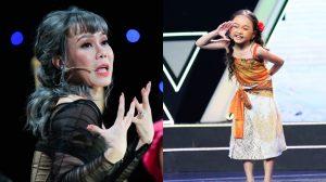 Cô bé có vẻ đẹp được Việt Hương khuyên nên đi thi Hoa hậu Việt Nam