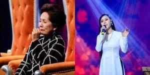 """Những lần Phương Dung khen Hồng Gấm """"hát hay xuất sắc"""" ở """"Người kể chuyện tình 2018"""""""