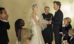 Trớ trêu như Angelina Jolie – Brad Pitt: Người tác thành trong đám cưới cũng chính là thẩm phán xử vụ ly hôn