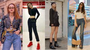 STREET STYLE SAO VIỆT: Quần jeans, áo thun bất ngờ lên ngôi