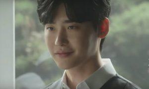 Đã lâu không gặp, Lee Jong Suk vẫn đẹp trai khó cưỡng xóa nhòa dấu hiệu tăng cân