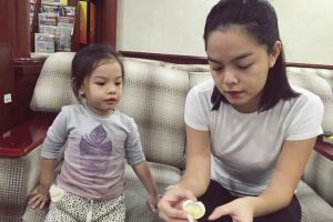 Hậu ly hôn, Phạm Quỳnh Anh khuyên con gái ngẩng cao đầu, tự mình học cách sống thật kiên cường
