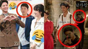 Phim của Song Hye Kyo vừa lên sóng đã lập kỷ lục rating nhưng hot nhất chính là bộ ảnh chế 'đính kèm' Song Joong Ki