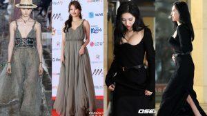 Suzy sửa váy Dior thành 'váy ngủ' kém sáng, 'gầy đét nhưng thích khoe ngực' Sunmi nhận cái kết đắng