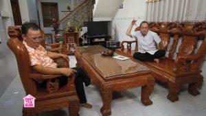 Phút thư giãn: Nghệ sĩ Phương Bình và Tiểu Bảo Quốc khẩu chiến về việc đặt tên cho cháu!