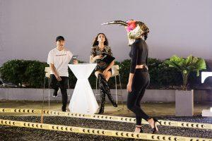 'Team chân ngắn' dội một gáo nước lạnh vào 'team chân dài' khi chiến thắng thử thách catwalk đầu tiên ở The Face Vietnam 2018