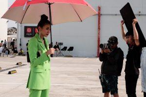 """Nếu gọi hành động bỏ quay hình của Minh Hằng là thiếu chuyên nghiệp thì việc Thanh Hằng đe dọa """"The Face Vietnam 2018 chỉ có 9 tập"""" là kém chuyên nghiệp?"""