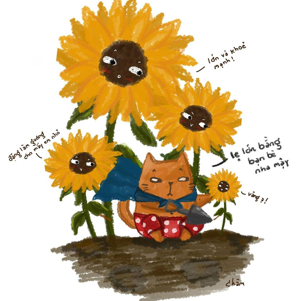 ... chì và phấn make up, xin tạo ra tác phẩm theo một cách riêng để hưởng ứng và đóng góp phần nhỏ cùng mọi người \u2013 To Love Our Children.\u201d \u2013 Ca sĩ Thu Minh